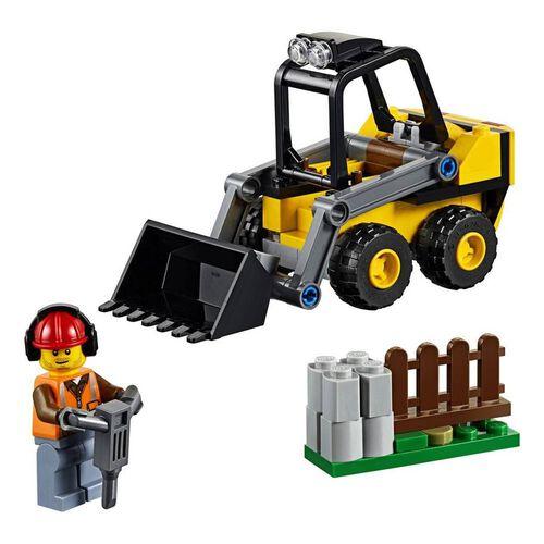 LEGO เลโก้คอนสตรัคชั่นโหลดเดอร์ 60219
