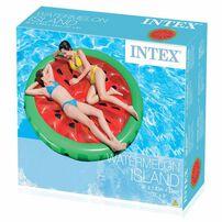 Intex แพยางเป่าลมแฟนซี ลายแตงโม