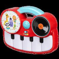 Top Tots ท็อป ท็อทส์ เครื่องดนตรี เพลย์ แอนด์ ดีเจ เปียโน
