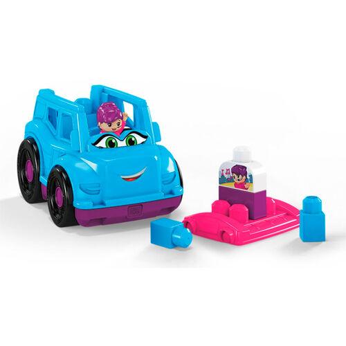 Mega Bloks เมก้า บล็อคส์ ทีน่า รถท่องเที่ยว