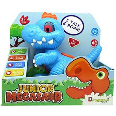 Junior Megasaur จูเนียร์ เมกาซอร์ ไดโนเสาร์ แบบมีเสียง