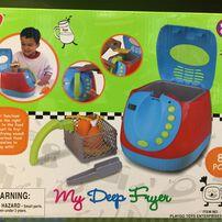 Play Go ชุดของเล่นหม้อทอด แบบใช้แบตเตอรรี่