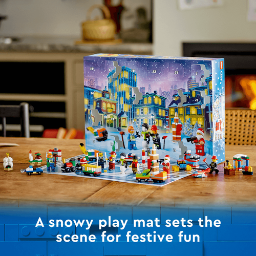 LEGO เลโก้ ซิตี้ ออแคชชั่น แอ๊ดเวนท์ คาเลนดาร์ 60303