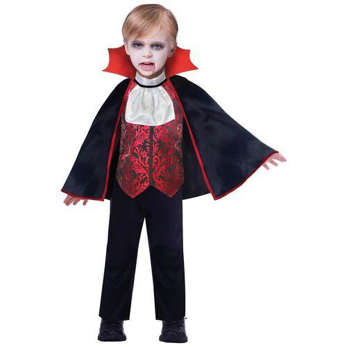 Halloween ฮาโลวีน Vampire Cuite Costume
