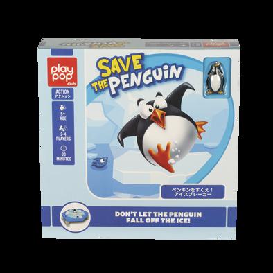 Play Pop เพลย์ป๊อป Save The Penguin Action Game