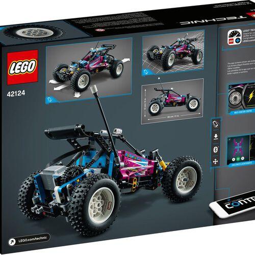 LEGO เลโก้ ออฟโร๊ด บักกี้ 42124