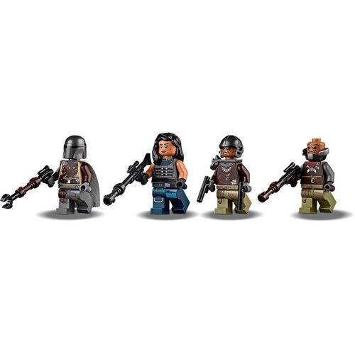 LEGO เลโก้เอที - เอสที เรดเดอร์ 75254