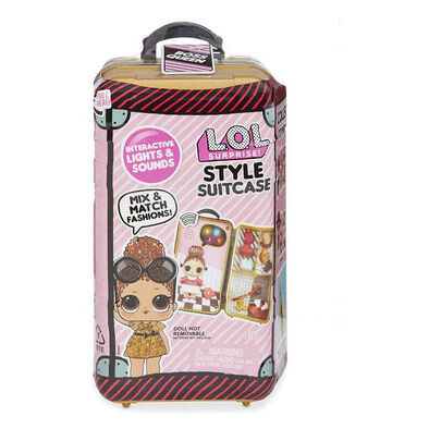 L.O.L. Surprise Style Suitcase (Asst)