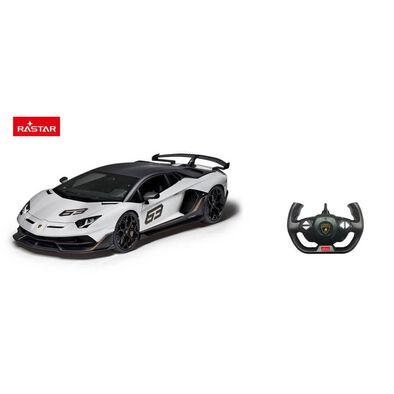 Rastar อาร์เอสตาร์ รถบังคับ 1:14 ลัมโบร์กินี่ Aventador SVJ