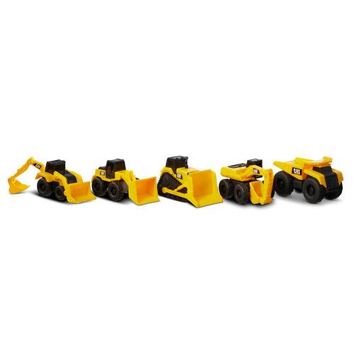 Caterpillar แคตตาพิลล่า ลิตเติ้ล แมชชีน 5 แพ็ค