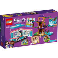 LEGO เลโก้ เฟรนด์ เวท คลินิค แอมบูแลนซ์ 41445