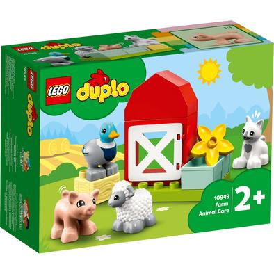 LEGO เลโก้ ฟาร์มแอนิมอลแคร์ 10949
