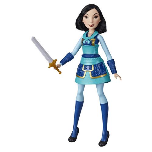 Disney Princess ตุ๊กตาแวริเออร์ มู่หลาน