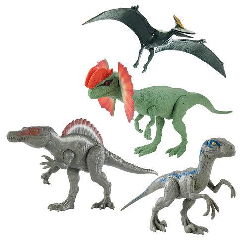Jurassic World จูราสสิคเวิลด์ ไดโนเสาร์ เบสิค 12 นิ้ว คละแบบ