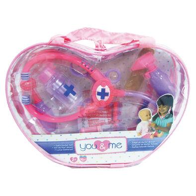 You & Me ชุดตรวจคุณหมอ ในกระเป๋าพกพา