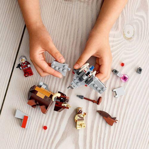 LEGO เลโก้ T-16 สกายฮอปเปอร์ vs. บันทา ไมโครไฟเตอร์ 75265
