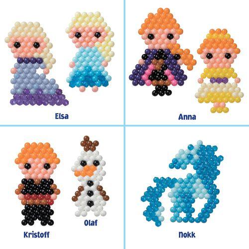 Aquabeads อควาบีท ชุดตัวละครจาก อนิเมชั่นโฟร์เซ่น 2