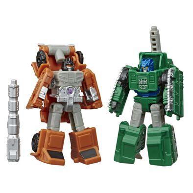 Transformers ทรานส์ฟอร์เมอร์ เจเนอเรชั่น สงครามไซเบอร์ตรอน ไมโครมาสเตอร์ (คละแบบ)