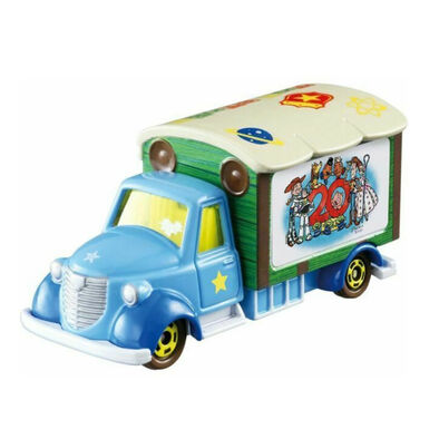 รถเหล็ก Tomica Goody Carry Toy Story 20Th Anniversary