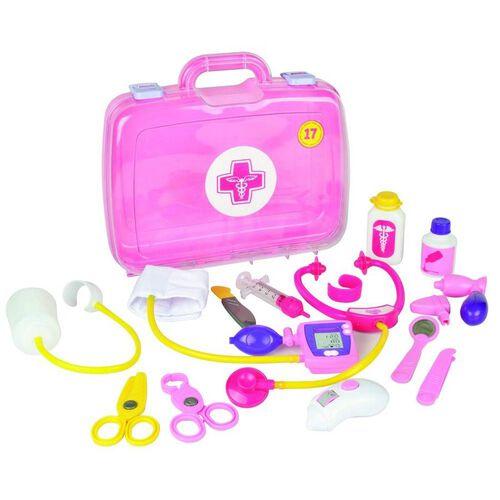 BRU Infant & Preschool บรู ชุดของเล่นอุปกรณ์คุณหมอ