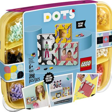 LEGO เลโก้ ด็อทส์ ชุดประดิษฐ์กรอบรูป 41914