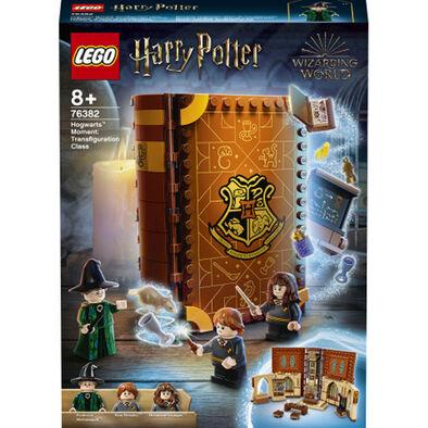 LEGO Harry Potter เลโก้ แฮร์รี่ พอตเตอร์ ฮอกวอร์ต โมเม้น ทรานส์ฟิเกอเรชั่น คลาส