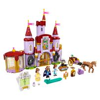 LEGO เลโก้ ดีสนีย์ ปรินท์เซส แบล แอนด์ เดอะบีสท์ แคสเซิล 43196