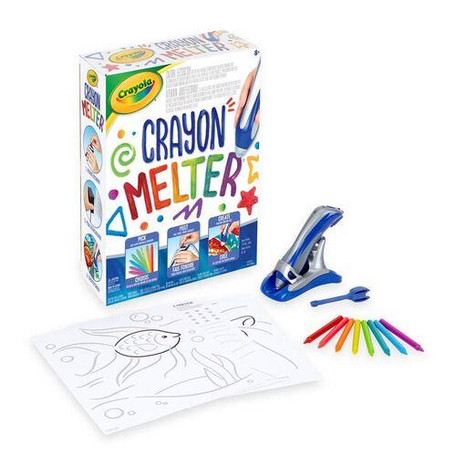 Crayola เครโยล่า ชุดสร้างสรรค์งานศิละปะจากสีเทียน
