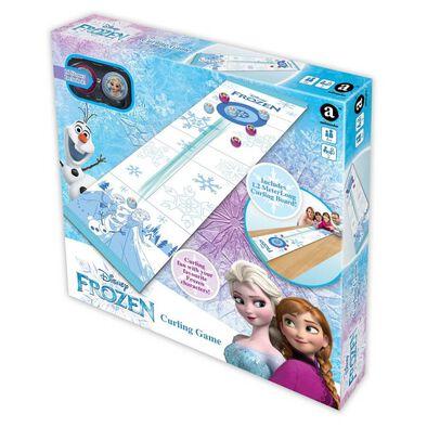Disney Frozen ดิสนีย์ โฟรเซ่น แผ่นเกมแบบม้วนสำหรับเล่นบนโต๊ะ