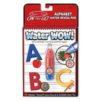 วอเตอร์ ว้าว! สมุดระบายสีด้วยน้ำ
