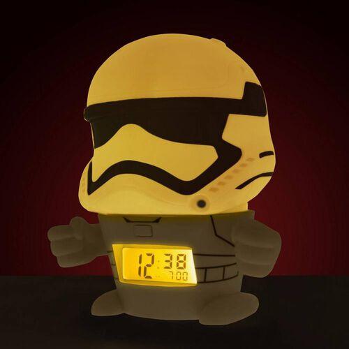 Bulbbotz Star Wars นาฬิกาปลุก ขนาด 5 นิ้ว Stormtrooper