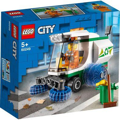 LEGO เลโก้สตรีท สวีปเปอร์ 60249