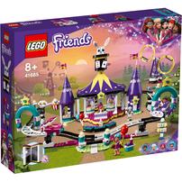 LEGO เลโก้ เฟรนด์ เมจิคัล ฟันแฟร์ โรลเลอร์ โคสเตอร์ 41685