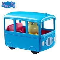 โมเดลรถของเล่น Peppa Pig'S Vehicle School Bus