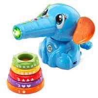Leap Frog ลีฟ ฟร็อก ของเล่นตุ๊กตาช้างสวมห่วงเสริมทักษะ