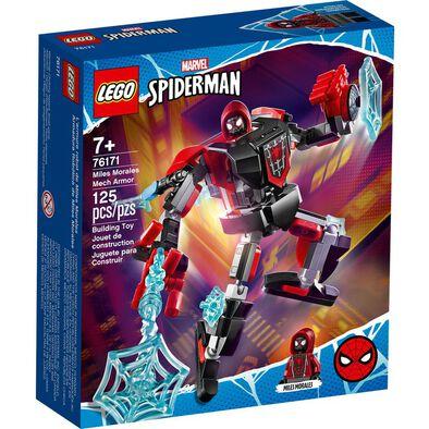 LEGO เลโก้ ไมล์ มอราเรส เมค อาร์มเมอร์ 76171