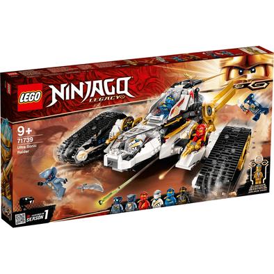 LEGO เลโก้ อัลตร้า โซนิค ไรเดอร์ 71739