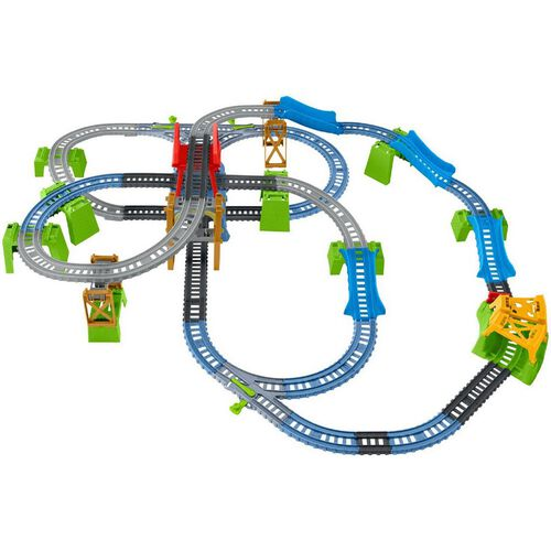 Thomas & Friends โทมัส แอนด์ เฟรนซ์ แทรคมาสเตอร์ เพอร์ซี่ 6 อิน 1 เซท