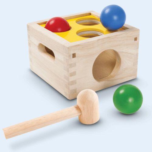 Plantoys แปลนทอยส์ ของเล่นตอกลูกบอล