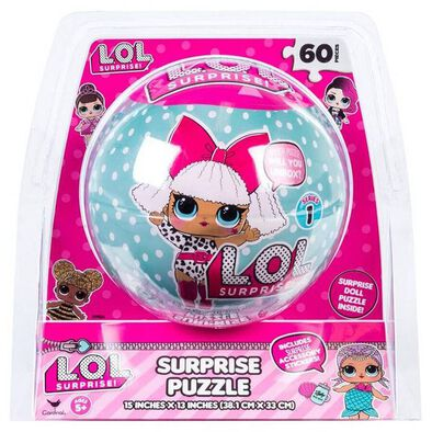 L.O.L. แอลโอแอล เซอร์ไพร์ Surprise Puzzle Ball