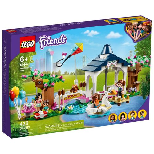 LEGO เลโก้ ฮาร์ทเลค ซิตี้ พาร์ค 41447