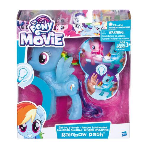 My Little Pony มายลิตเติลโพนี่ เดอะ มูฟวี่ ชายนิ่ง เฟรนด์ส เวฟ 1 (คละแบบ)