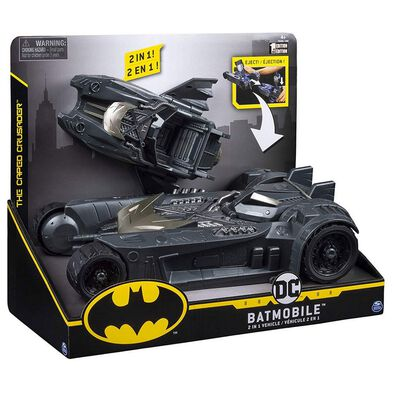Batman แบทแมน แบทโมบิล และ เรือแบทแมน 2 อิน 1