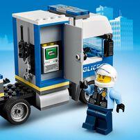 LEGO เลโก้โปลิส เฮลิคอปเตอร์ ทรานสปอร์ต 60244