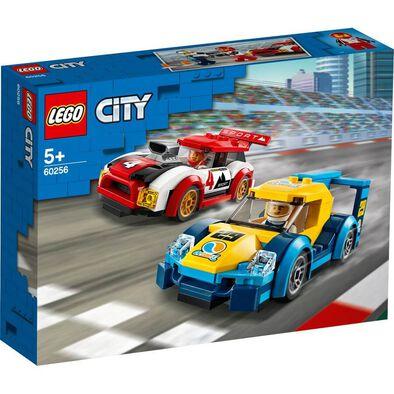 LEGO เลโก้ ซิตี้ เรซซิ่ง คาร์ 60256