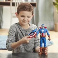 Marvel Avengers มาร์เวล อเวนเจอร์ส ไททัน ฮีโร่ อินโนเวชัน กัปตันอเมริกา