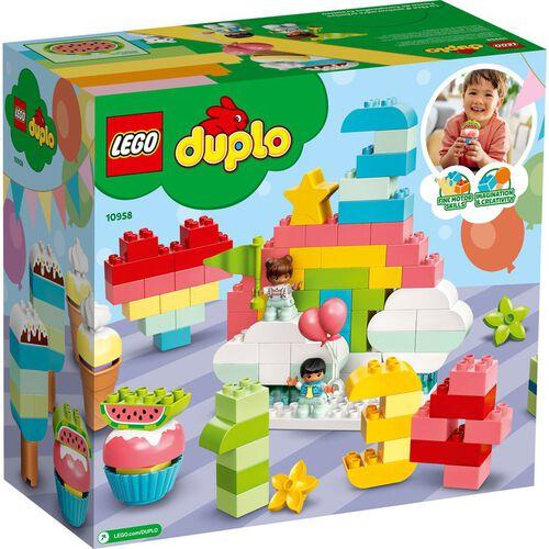 LEGO เลโก้ ครีเอทีฟ เบอร์ดเดย์ ปาร์ตี้ 10958