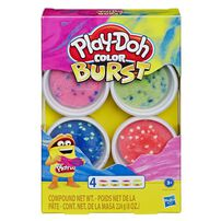Play-Doh เพลย์โดว์ คัลเลอร์ เบิร์สท (คละแบบ)