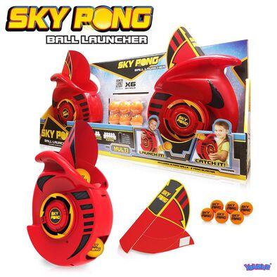 Sky Pong บอล ลันเชอร์
