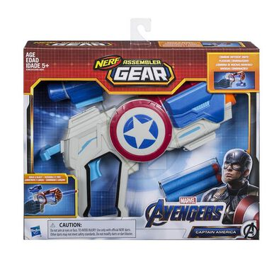 Marvel Avengers มาร์เวล อเวนเจอร์ส แอสเซมเบลอร์ เกียร์ อัพเกรด (คละแบบ)
